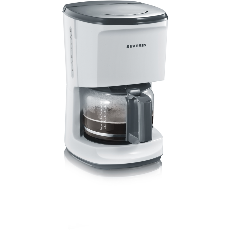 Severin KA4489 Koffiezetapparaat - Wit