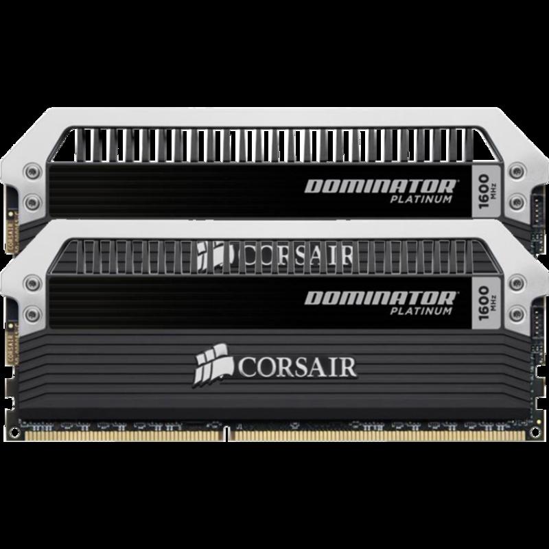 Corsair CMD8GX3M2A1600C7