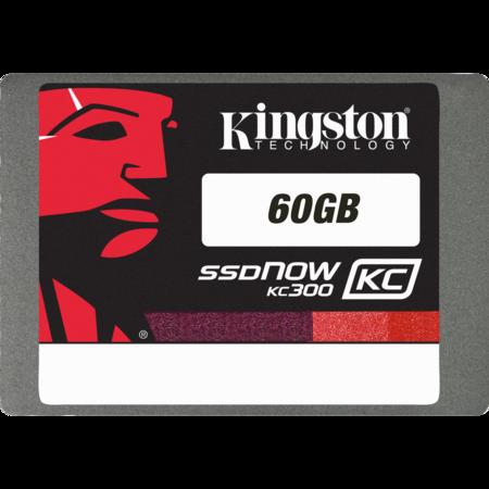 Kingston SSDNow KC300 60GB SSD Upgrade Kit