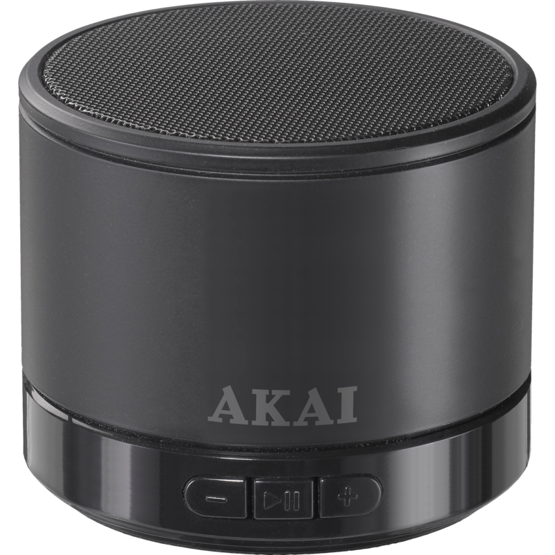 AKAI AWS06 Zwart Wireless speaker