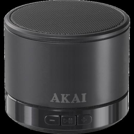 AKAI AWS06 Zwart Wireless speaker