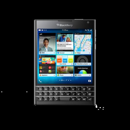 BlackBerry Passport Qwerty