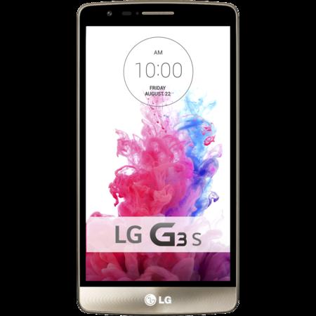 LG G3 S 8 GB Goud