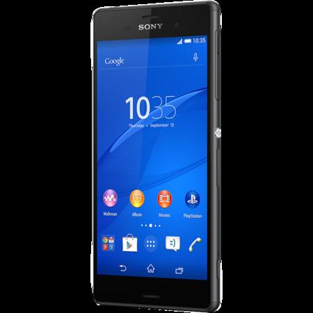 Sony Xperia Z3 Zwart