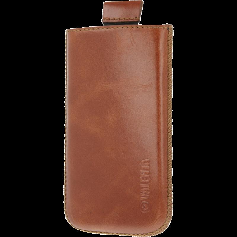 Valenta Pocket Classic 01 case - bruin