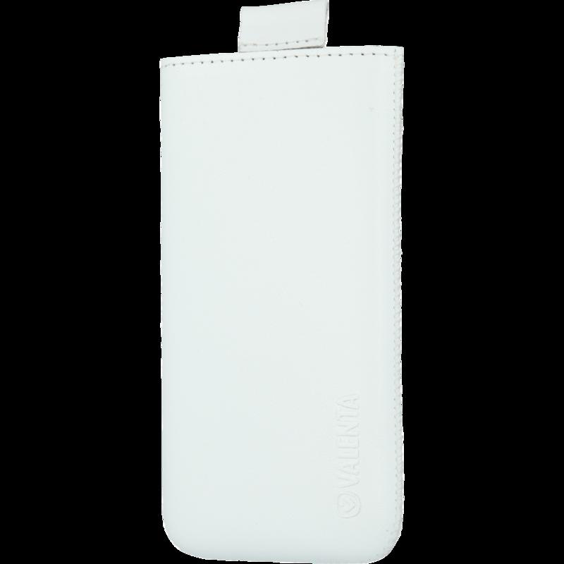 Valenta Leather Pocket White 22