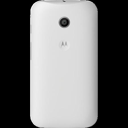 Motorola Moto E Shell White