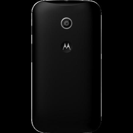 Motorola Moto E Shell Black