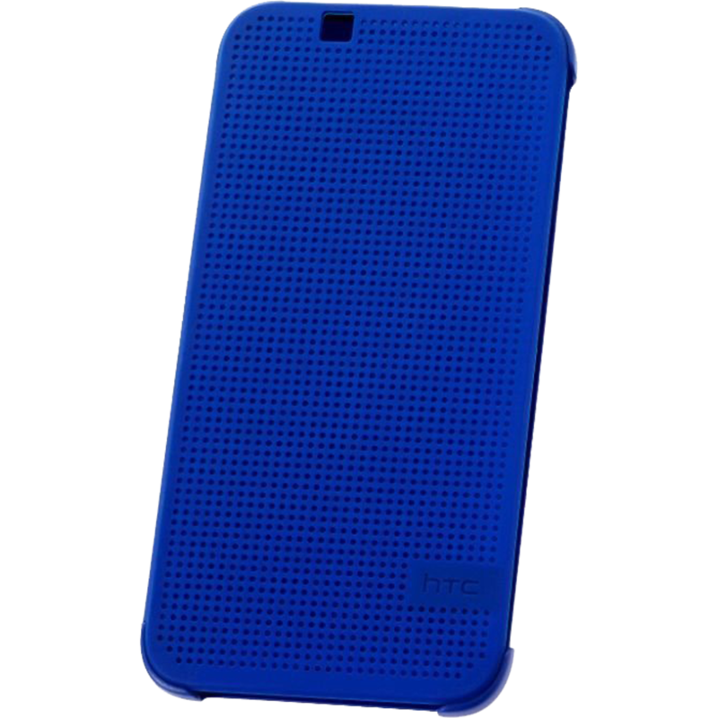 HTC Desire 510 Dot View Case Blauw