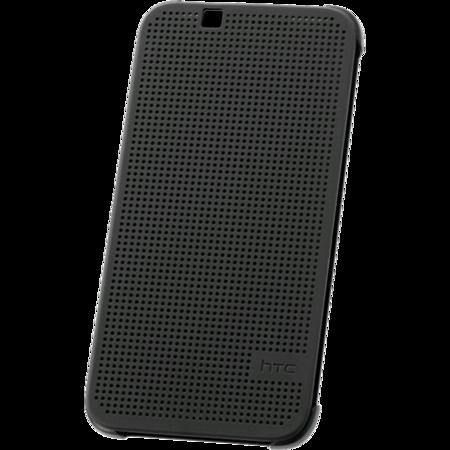 HTC Desire 510 Dot View Case Zwart
