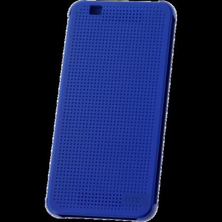 HTC Desire Eye Dot View Case Blauw