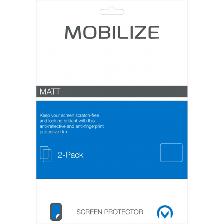 Mobilize Screenprotector Matt iPad Mini 2 / 3 Duo Pack