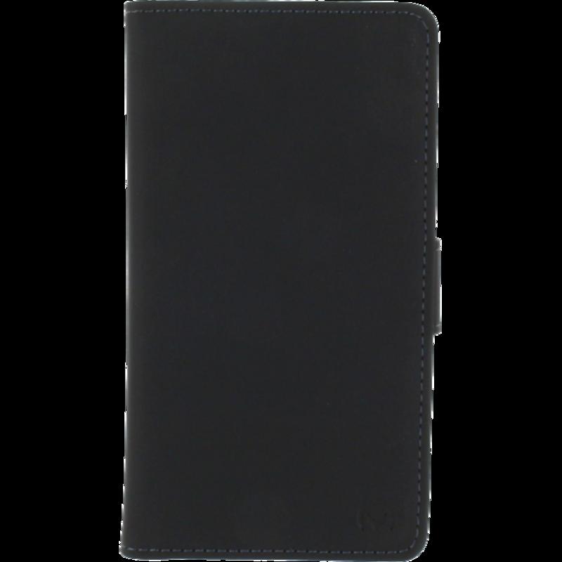 Mobilize Slim Wallet Book Case Motorola Moto X 2014 Zwart