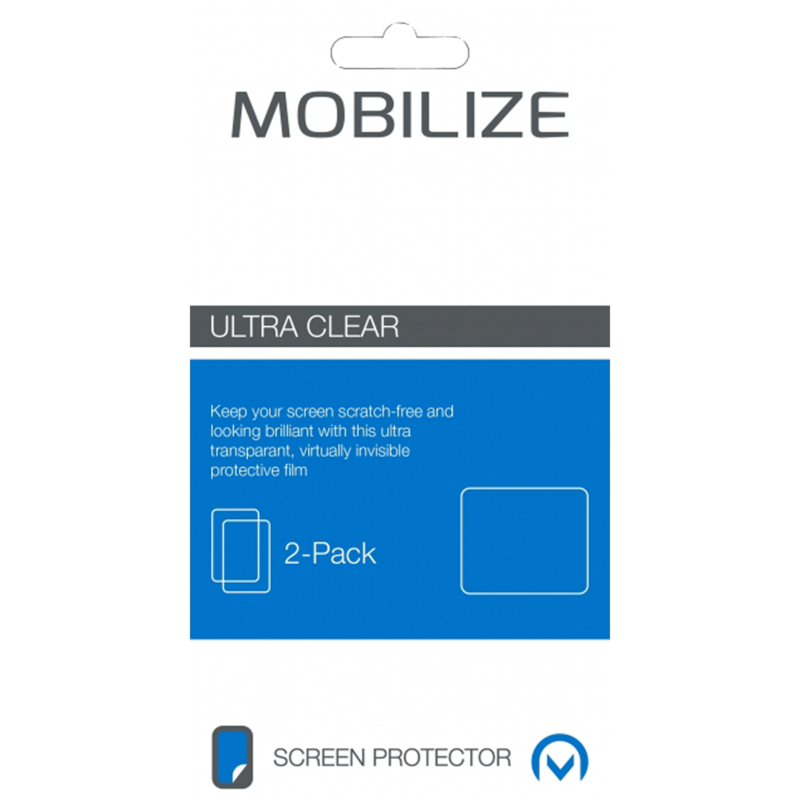 Mobilize Screenprotector HTC Desire 610 Duo Pack