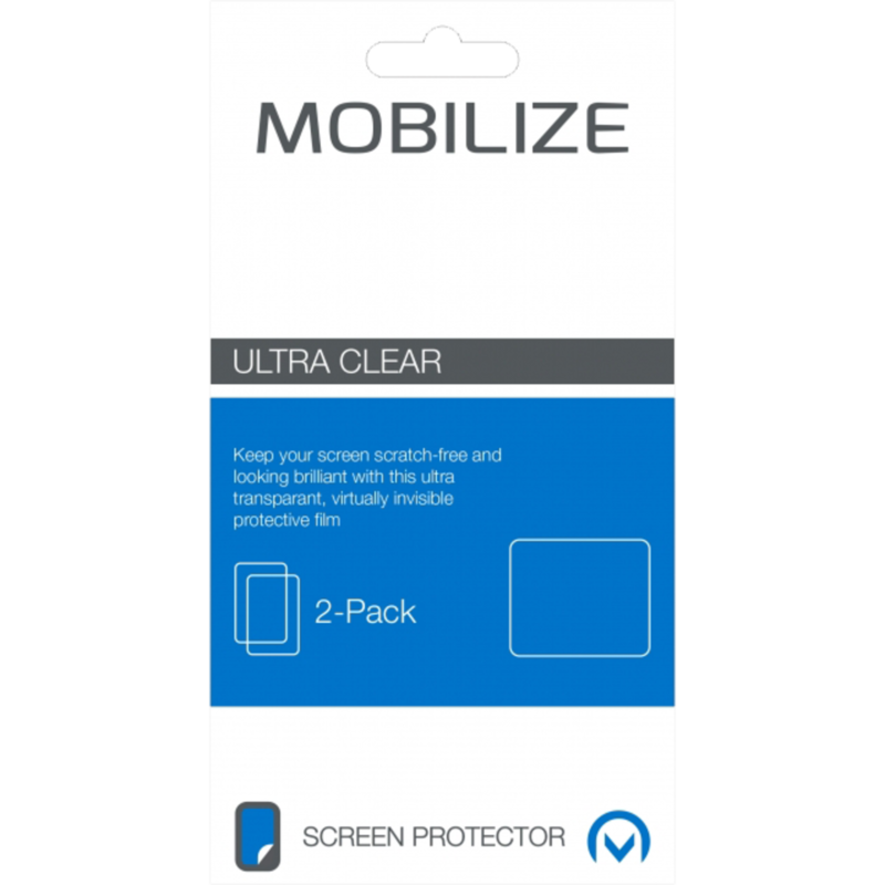 Mobilize Screenprotector LG L Bello Duo Pack