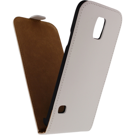 Mobilize Ultra Slim Flip Case Samsung Galaxy S5 White