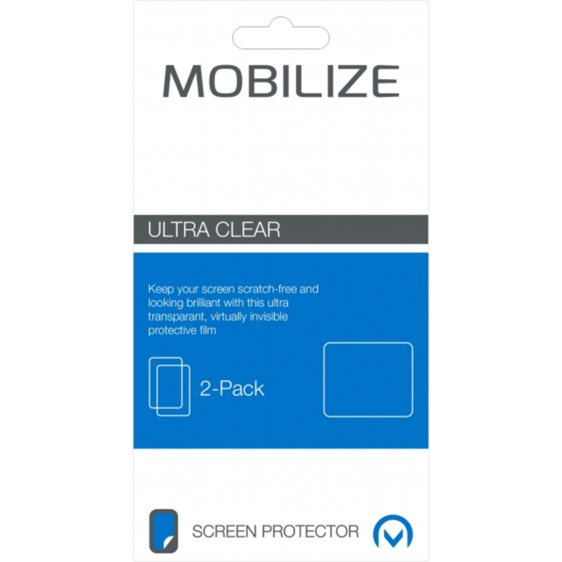 Mobilize Screenprotector Samsung Galaxy S5 Mini Duo Pack