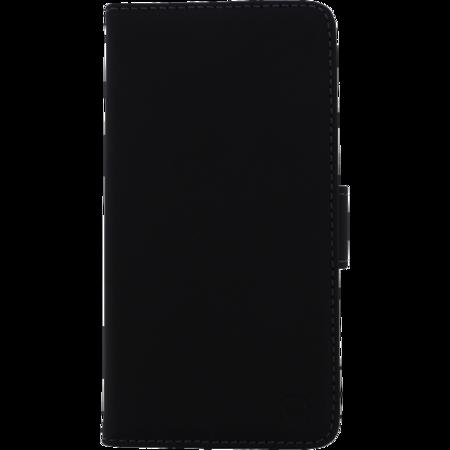 Mobilize Slim Wallet Book Case Samsung Galaxy S5 Mini Zwart