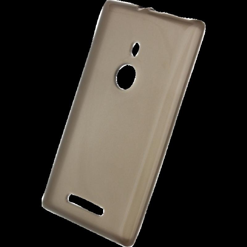 Mobilize Gelly Case Smokey Grey Nokia Lumia 925