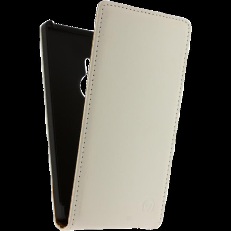 Mobilize Ultra Slim Flip Case Nokia Lumia 925 White