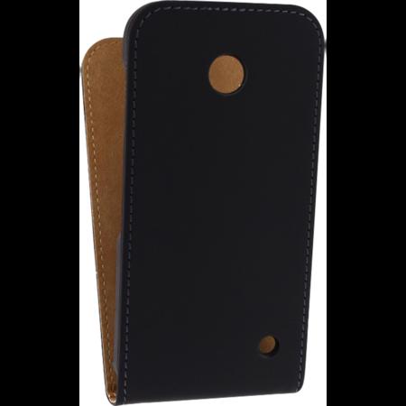 Mobilize Ultra Slim Flip Case Nokia Lumia 630 / 635 Black