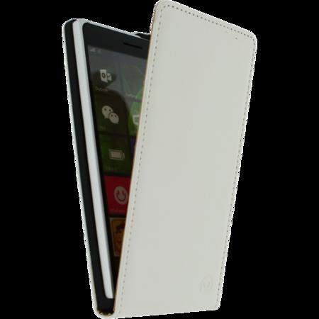 Mobilize Ultra Slim Flip Case Nokia Lumia 830 Wit