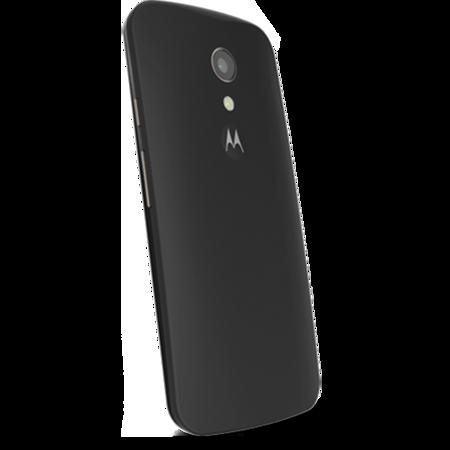 Motorola Moto G 2014 Shell Zwart