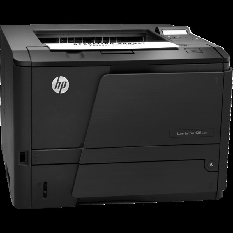 HP LaserJet Pro M401d Laser Printer