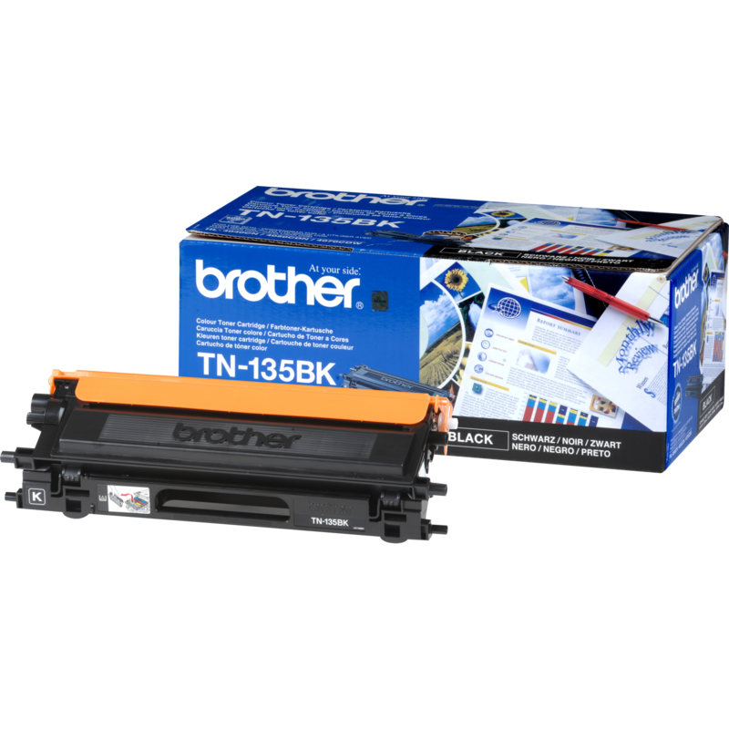 Brother Toner »TN-135BK«