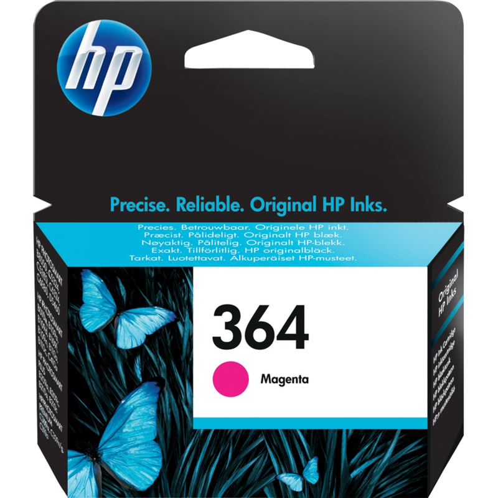 HP 364 Cartridge Magenta (CB319E)